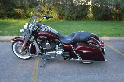 2014 Harley Davidson Road King Blog Series 11/9/2014