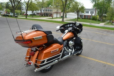 2014 Harley Davidson Ultra Limited: How Mine Got It's Road Mojo