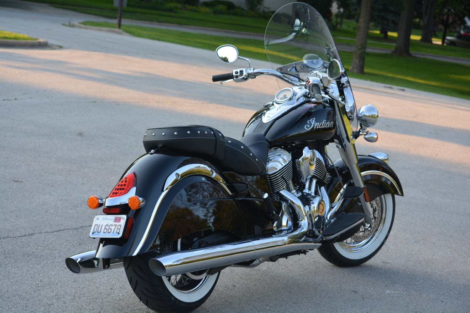 2015 Indian Chief Classic Day One